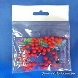 Пенопластовые шарики в оболочке Megalodon Клубника Mini (9996821)