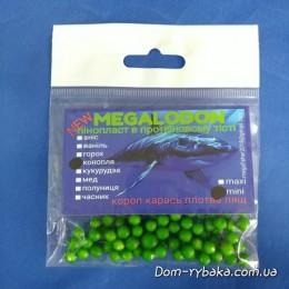 Пенопластовые шарики в оболочке Megalodon Конопля  Mini (9996822)