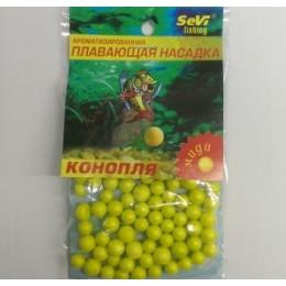 Пенопластовые шарики Sevi fishing Конопля Миди(9994806)