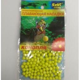 Пенопластовые шарики Sevi fishing Конопля Мини(9994801)