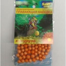 Пенопластовые шарики Sevi fishing Кукуруза Миди(9994807)