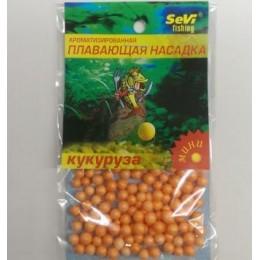 Пенопластовые шарики Sevi fishing Кукуруза Мини(9994802)