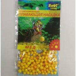 Пенопластовые шарики Sevi Fishing Мед Мини желт(47571321)