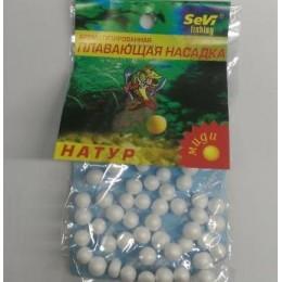 Пенопластовые шарики Sevi fishing Натур Миди(9994808)