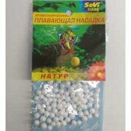 Пенопластовые шарики Sevi fishing  Натур  Мини(9994803)