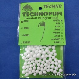 Пенопластовые шарики Techno Technopufi Natur Mini (9997085)