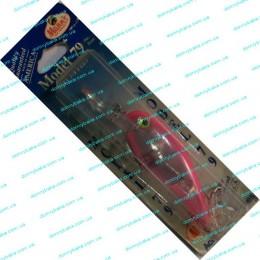Воблер Manns Model 79 Accu-Trac Pink back Mylar(9993863)