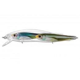 Воблер LIVETARGET EMERALD SHINER BAITBALL JERKBAIT 115SP цвет PEARL OLIVE (801) 17,5гр 115мм Suspend(27685)