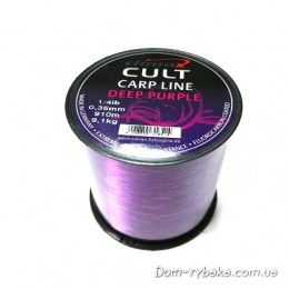 Леска Climax CULT Carp Line Deep Purple 0.40мм 11,2кг 700м(25097)