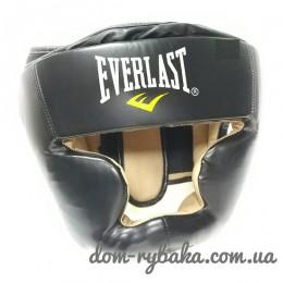 Шлем боксерский Everlast Flex M черный 465-469 EVF475-MBL (9998301)