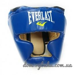 Шлем боксерский Everlast Flex  S синий 465-469 EVF475-SB (9998300)
