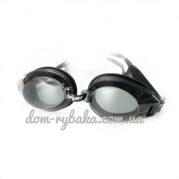 Очки для плавания Spurt 300AF 13 Black  (9998819)