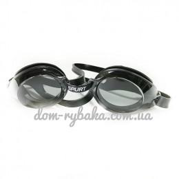 Очки для плавания Spurt 625AF 01 Black  (9998825)