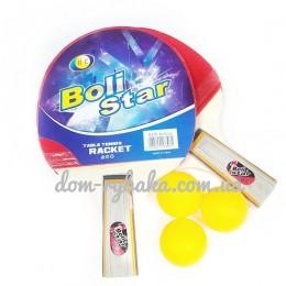 Комплект для настольного тенниса Bolistar  (9998383)