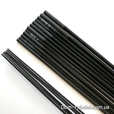 Вершинка поплавочного удилища тубулярная карбон 80см (9997301)