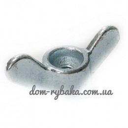 Гайка-барашек металлический для ледобура Тонар М8(9996287)