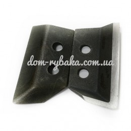 Ножи кованные ледобуру Тонар, Адамс 130 мм (9995124)