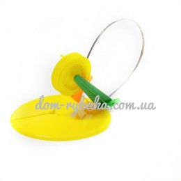 Жерлица разборная пластик не оснащенная 20 шт (9991200)
