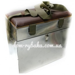 Ящик зимний дюралюминий пенополистирол (9998524)