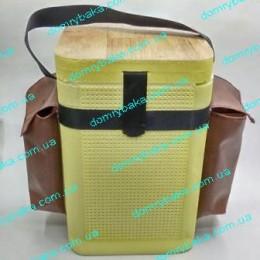 Кана для живца с боковыми карманами теплая 5,5л( 9995879)