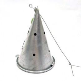Кормушка для зимней рыбалки металлическая(9991473)