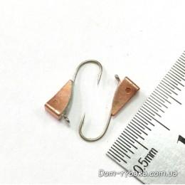Мормышка вольфрамовая Stream молоток 2530 0.65 гр медь (9997124)