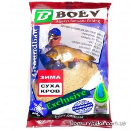 Прикормка Boev Сухая Кровь зимняя 0.6 кг (9997355)