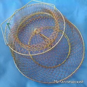 Железный и прочный для короткой рыбалки